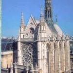 La Sainte Chapelle Paris