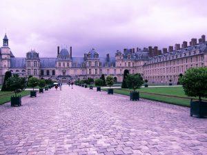Chateau de Fontainebleau paris itinerary