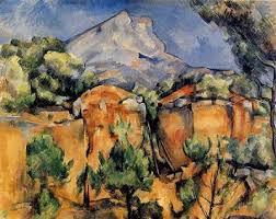 Cézanne's Bibémus
